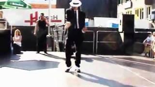 MICHAEL JACKSON DANCE STYLE  (OMID PHOENIX )