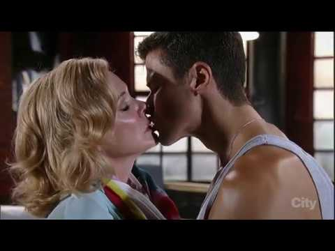 Matt Cohen  first kiss  KISS  1 3  General Hospital TV Series