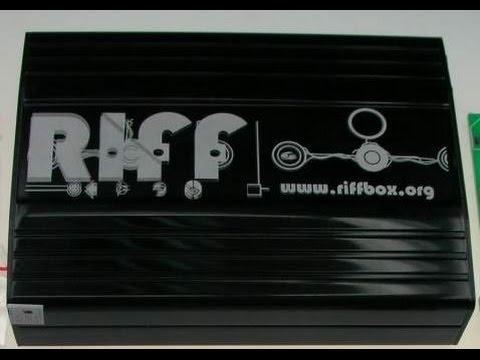 Установка программатора RIFF BOX JTAG Manager с нуля