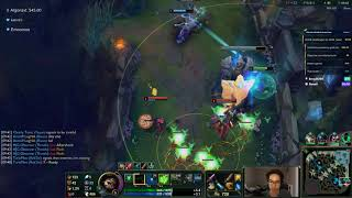 26 Kills at 9 Minutes??? | League of Legends Gameplay