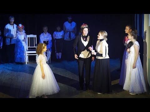 Спектакль Золушка в ДК Ясная Поляна 28 декабря 2019.