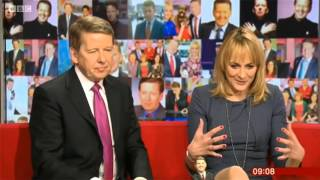 Bill Turnbull says goodbye to BBC Breakfast 26.2.16
