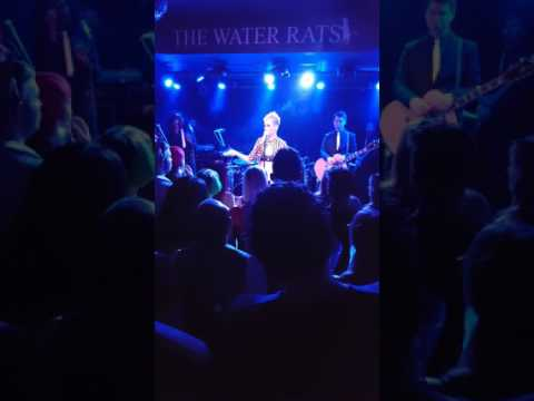 Katy Perry dedicates song to Ariana Grande fans Water Rats 25th May 2017 Part of Me