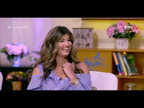 السفيرة عزيزة - شيماء سيف تحكي كواليس مشهد من مسلسل