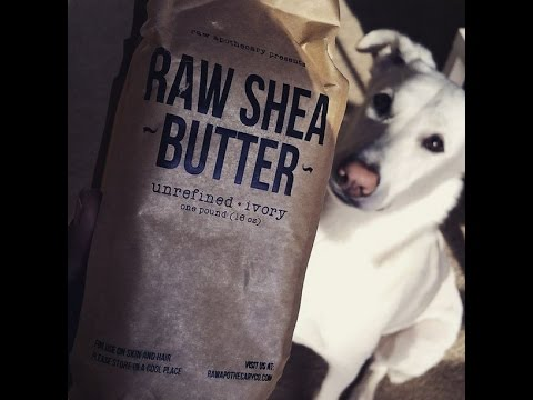 The BEST Shea Butter on Amazon.com: Raw Apothecary Unrefined Raw Shea Butter