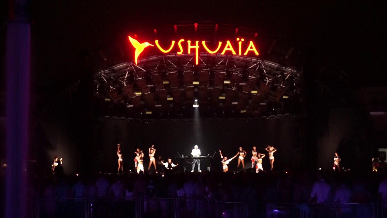 Download Ushuaia Ibiza BIG 2019 David Guetta 14   XL Clip