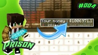 [MCPE 1.0.6] HOW TO MAKE ALOT OF MONEY IN PRISON | PRISON #4 | HYBRID PE