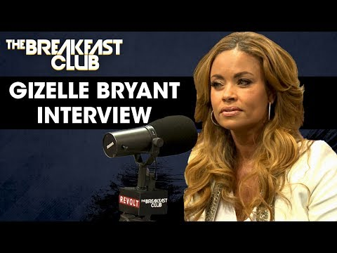 Gizelle Bryant Speaks On Being A Loyal Friend, Being Perceived As A Trouble Maker & More