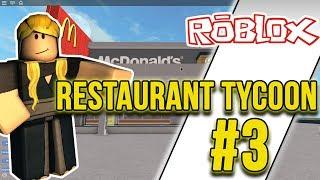 WE ALMOST GOT A 5 STAR!| Roblox Restaurant Tycoon #3