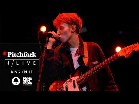 King Krule @ Primavera Sound | Pitchfork Live