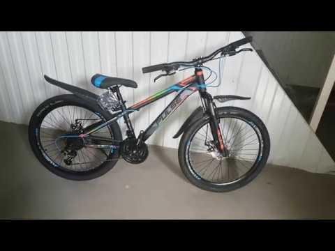 24 Pulse MD2000 велосипед горный подростковый 2020 года Видеообзор.