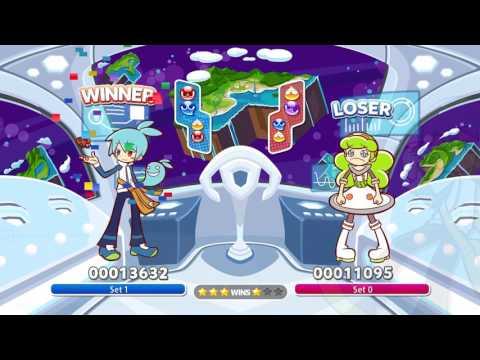 [ENG / Expert Play] Puyo Puyo Tetris vs AGT2424 (Puyo vs Puyo)