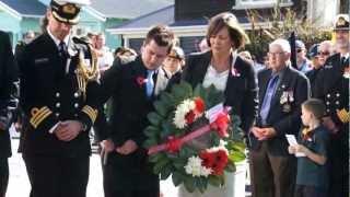 Northcote Auckland Anzac Parade 2012.flv Thumbnail