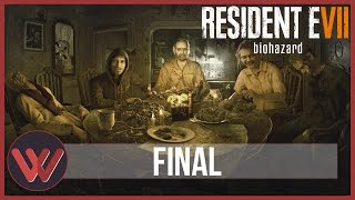 Resident Evil 7 - Chris Redfield - FINAL