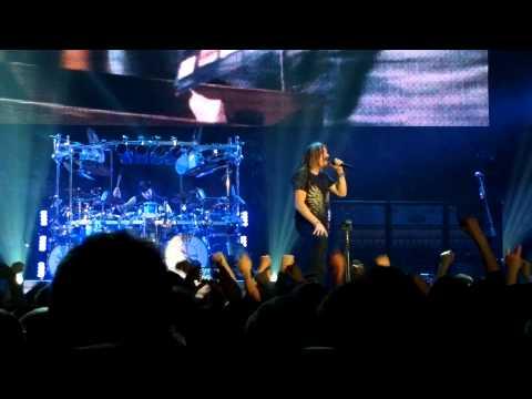 Dream Theater - The Enemy Inside (Live@24.2.2014 Helsinki)