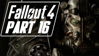 """Fallout 4 - Let's Play - Part 16 - """"Aboard The Prydwen Airship (New Companion: Paladin Danse)"""""""