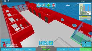 Happy birthday my homeland L ROBLOX Indonesia L cruise ship tycoon L # 3