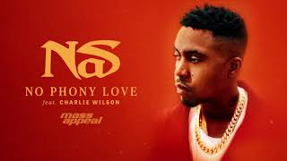 Nas - No Phony Love feat. Charlie Wilson (Official Audio)