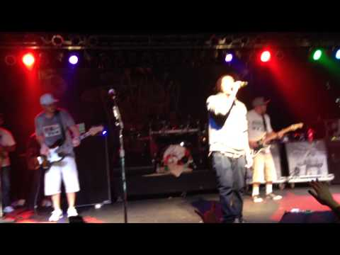 Slightly Stoopid - No Cocaine [feat. Steven Jacobo of Tribal Seeds] , SOMA (12-13-2013)