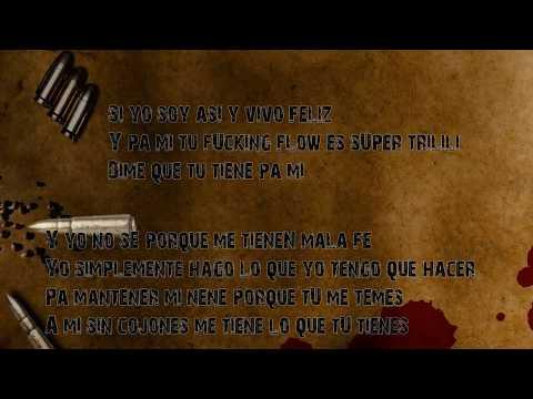 Hablan De Mi (Video Letra) – Tego Calderon Ft. Arcangel