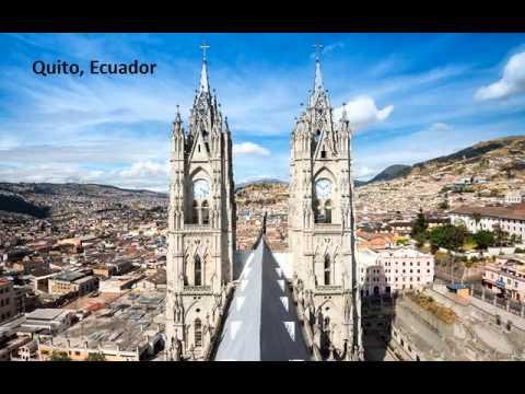 (40) Cities around the world worth a visit