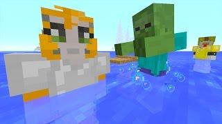Minecraft Xbox - Ocean Den - Critical Zombie (23)