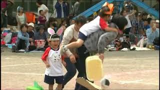 2017/9/23 2017 幼保連携型ささべ認定こども園 大 運 動 会