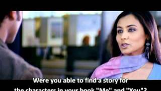 Hum Tum (Me&You) -- airport scene (eng subtitles)