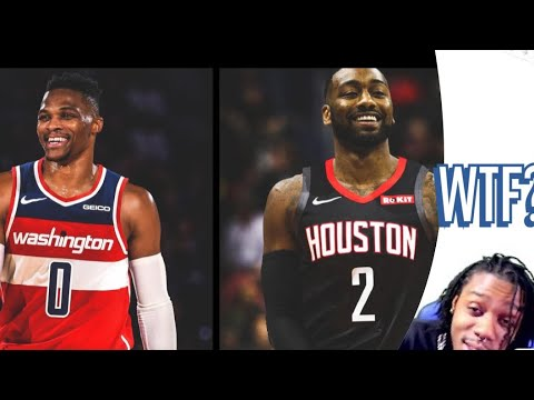 Houston Rockets, Washington Wizards agree to Russell Westbrook ...