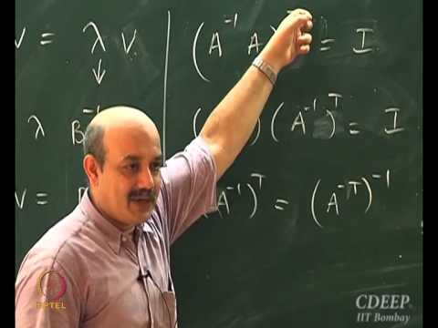 Mod-01 Lec-34 Matrix Conditioning and Solutions and Linear Algebraic Equations (Contd.)