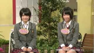 2012.12.30 ON AIR 【出演】 NMB48 (上枝恵美加/小林莉加子) ほか Pe...