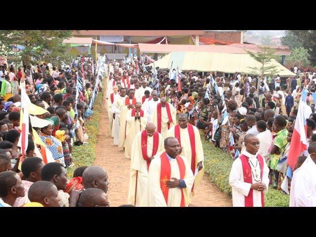 Ibirori vyo gutanga Ubupatiri (Ordination) muri Diyoseze Nkuru ya Gitega. Raba urugendo rwatanguye.