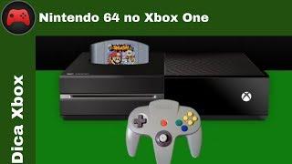 [Dica Xbox] Emulador Nintendo 64 no Xbox One