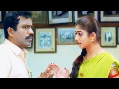 Nayantara & Charles Super Hilarious tamil movie comedy scene | Tamil Matinee HD