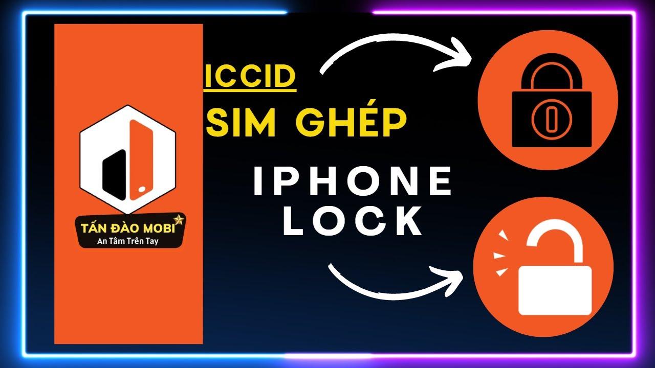 Hướng dẫn ghép sim iPhone 5s 5c 5 iOS 9.x 10.x nhanh chóng - Tấn Đào Mobile