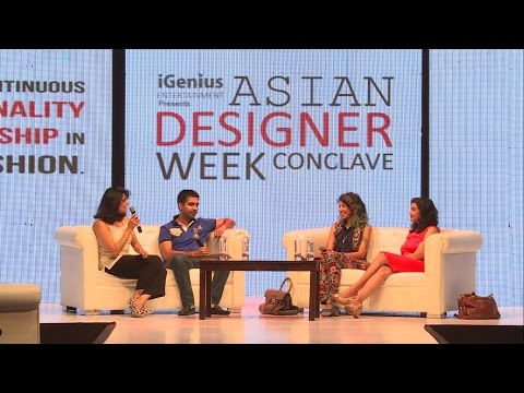 Asian Designer Week Conclave Season 1 - Session 2: Taking In