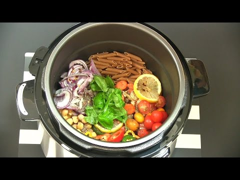 One-Pot Wheat Grains Veggie Pasta – Easy, Healthy Dinner Recipe