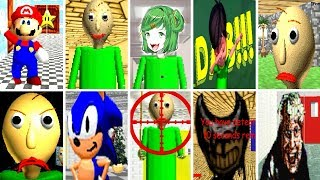 10 Baldi's Basics in Education and Learning Mods thumbnail