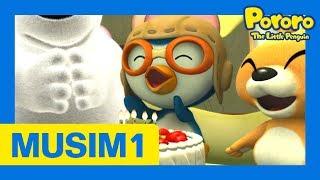 #40 Pesta kejutan Pororo | Pororo Si Penguin Kecil Musim 1| Animasi Indonesia
