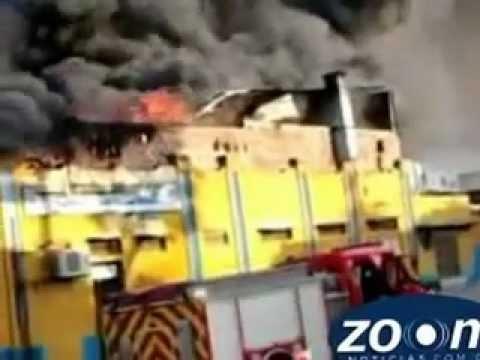 Incendio en fabrica de muebles metalicos barranquilla for Fabrica de muebles metalicos