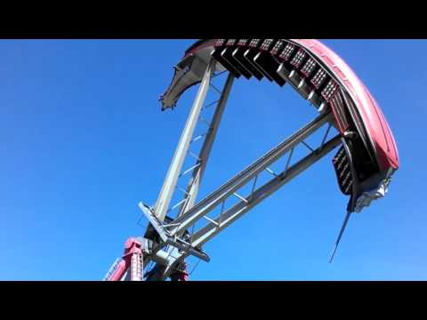 HMB Endeavor Pirate Ship Ride Californias Great America Swing California Santa Clara