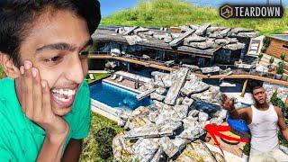 DESTROYING FRANKLIN'S HOUSE !! MALAYALAM
