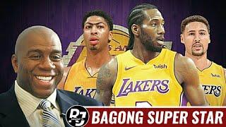 LAKERS Kukuha pa ng SUPER STAR sa 2019 NBA SUMMER - Ayon kay Magic Johnson