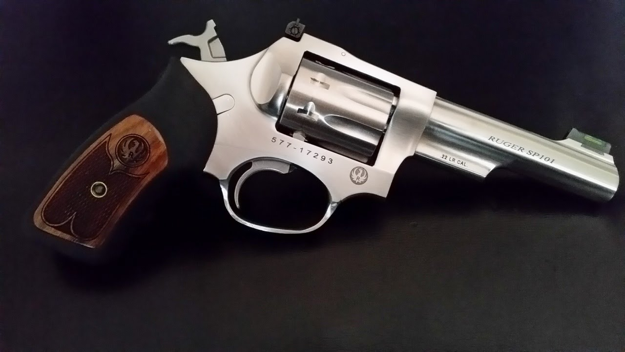 Ruger Sp101 22 Revolver Review
