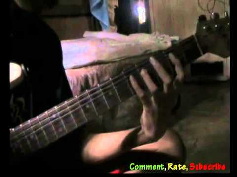 Paramore Still Into You Guitar Riffs Youtube