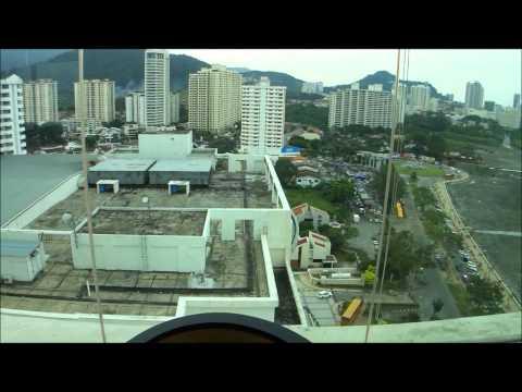 G Hotel Penang Malaysia Executive Club Lounge.wmv