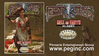 Game Geeks #252 Deadlands Hell on Earth Reloaded