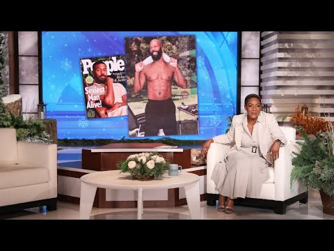How Tiffany Haddish Helped Common's Sexiest Man Alive