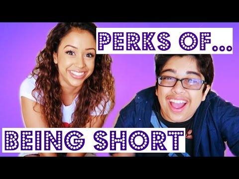 PERKS OF BEING SHORT! ft. BigNik | Lizzza