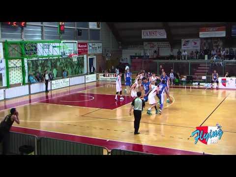 New Flying Balls Ozzano vs Castelnovo Monti 73 - 72